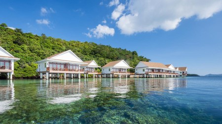 Sunlight Eco Tourism Island Resort in the Philippines is the largest private-island resort in the region