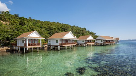Sunlight Eco Tourism Island Resort has a villa to suit your holiday needs