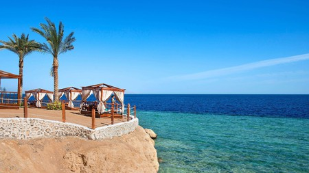 Enjoy the peace and quiet of SUNRISE Montemare or choose to stay in another of Sharm El Sheikh's best resorts