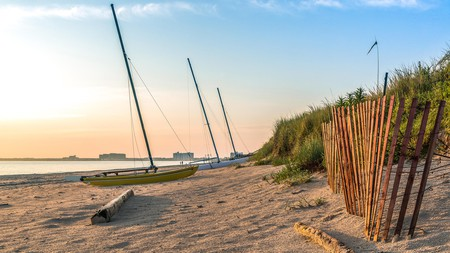 Virginia Beach, Virginia, is a great destination for a beach break