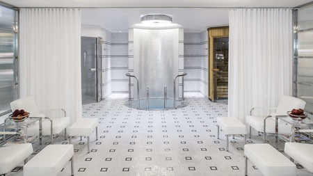Mayfair is home to a glam collection of spa hotels