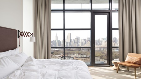 Get Sweeping views of Queens at Boro Hotel
