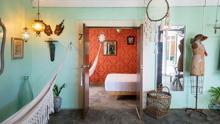 Owner Sylvia de Marco's personal touch makes a stay at the Dreamcatcher special