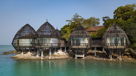The Ritz-Carlton name is synonymous with luxury and glamour, and the Langkawi resort is no exception