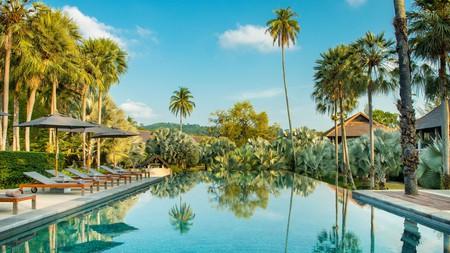 Admirers of good design will love the Slate, Phuket's finest heritage-inspired resort