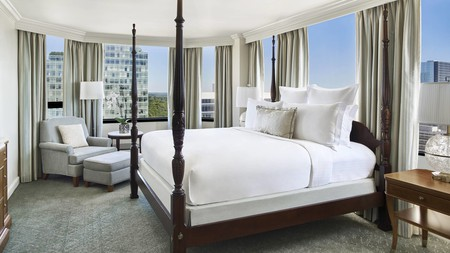 Escape into your private world with a stay at one of Atlanta's most romantic hotels