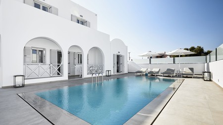Relax poolside in the luxury of your own private villa in Kos