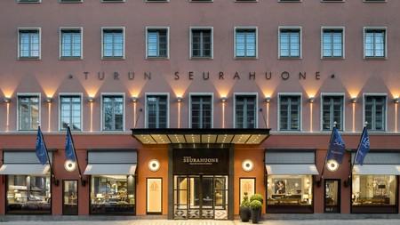 Find Scandinavian sleekness at Solo Sokos Hotel Turun Seurahuone