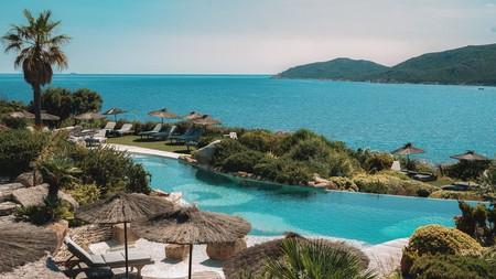 Luxury living at U Capu Biancu, Corsica