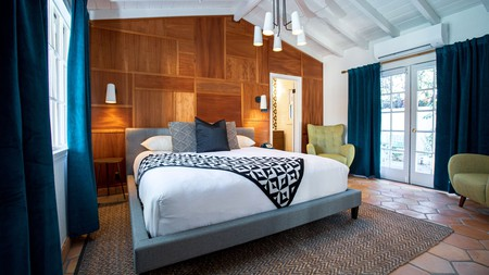 Palm Springs has some prime boutique hotels vying for your attention, including Villa Royale