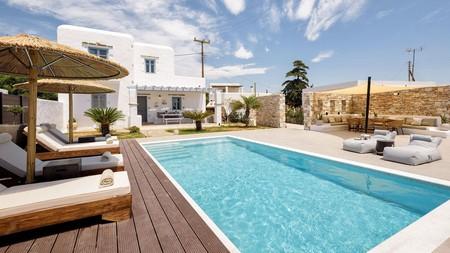 Villa Vantais one of the best Villas in Paros, Greece