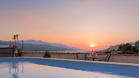 Samos is renowned for its azure-water beaches, beautiful landscape and picturesque villages