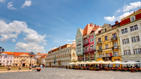 Known as Romania's City of Flowers, Timișoara is filled with excellent hotel options