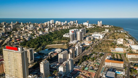 Maputo is an important gateway to Mozambique as a whole