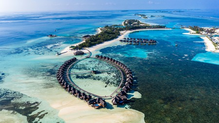 It's all in the name; Fun Island Resort in the heavenly Maldives is a paradise for watersports, island hopping, sunset cruises and beach DJs