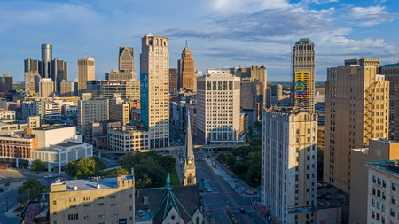 Detroit might not top the list of tourist destinations, but its fashionable, young buzz might soon change that