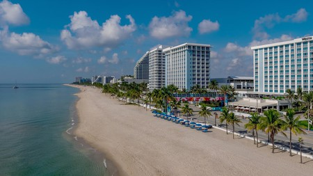 Rooms at the Westin Fort Lauderdale are comfortable and contemporary