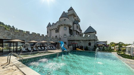 Live out your fairytale fantasies with a stay at the Royal Valentina castle in Bulgaria