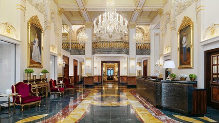 The hotels of Vienna are as grand and glorious as the city's imperial history