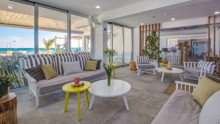 Island Boutique Hotel by the sea in Larnaca