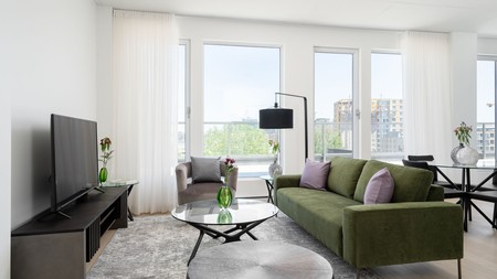 Live like a Montrealer by booking an apartment when visiting the city