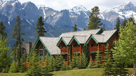 A lodge stay in Canmore will bring you closer to the great Canadian outdoors