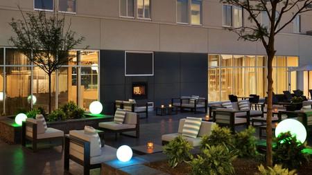 Aloft Dallas Love Field hotel
