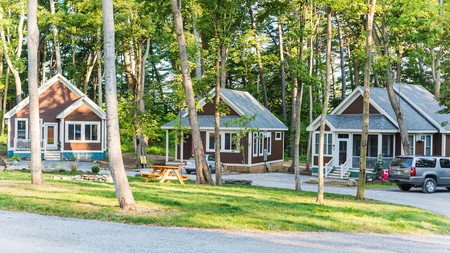 Escape to the wild with a cottage surrounded by meadows, forests and lakes