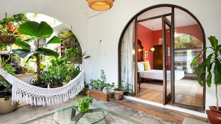 The Dreamcatcher in San Juan, Puerto Rico, is the perfect place to stay for vegans and vegetarians