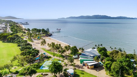 Townsville, Queensland, might be the gateway to the Great Barrier Reef, but there is plenty to keep you on dry land
