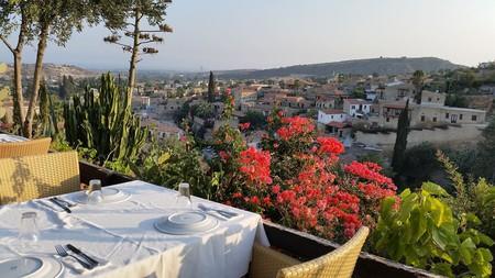 Danae Villas has charming views of rural Cyprus