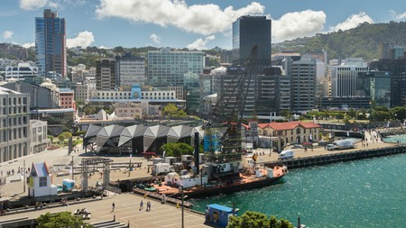 Make the DoubleTree by Hilton your base when exploring Wellington, New Zealand