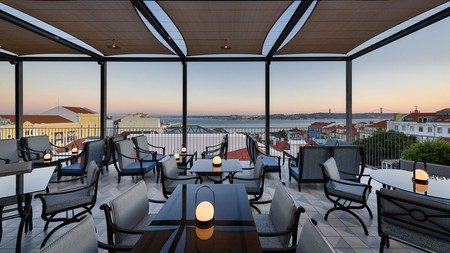 Experience an impeccable level of service at Lisbon's luxury hotels