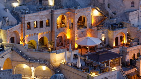A stay in Cappadocia is all about the cave hotels