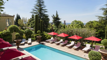 Enjoy picturesque historical properties and gourmet Provençal cuisine at the best hotels in Aix-en-Provence