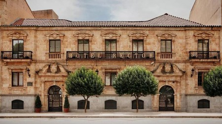 Hotel Rector is one of Salamanca's many beautiful old buildings which have been transformed into luxurious hotels