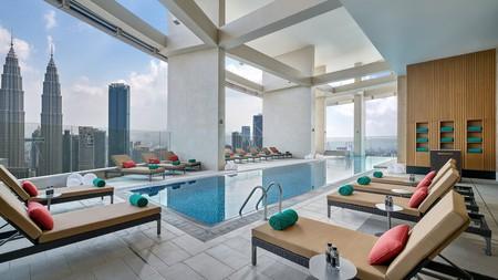 The Banyan Tree Kuala Lumpur offers a host of luxurious amenities