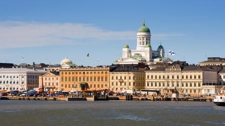 Through snow-filled winters and endless summer days, Helsinki is a year-round joy