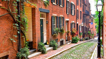 Beacon Hill is a historic neighborhood in Boston, Massachusetts