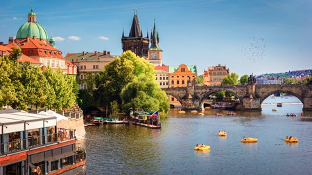 Experience Prague from a local's perspective at one of the city's best holiday apartments