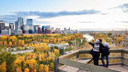 Explore the sights of Calgary, from its hip neighborhoods to the beautiful Bow River