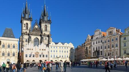 Explore Prague's bohemian charm