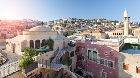 The biblical city of Nazareth is steeped in tradition and history