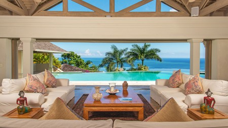 Many Jamaican hotels come with views you won't soon forget