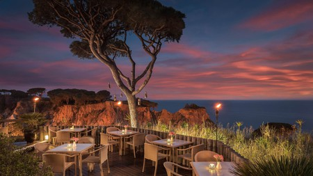 You'll find luxurious stays and top-notch amenities at many of the resorts in the Algarve