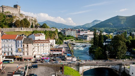 Tucked into the Pyrenean foothills, Lourdes is a major Catholic pilgrimage site
