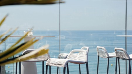 Sitges is a coastal beauty with many hotels just steps away from the beach