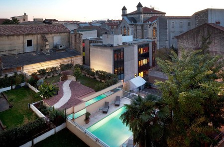 Hôtel Oceania Le Métropole Montpellier has welcomed a bevy of celebrities over its long history