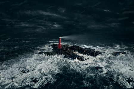 This remote Swedish lighthouse island will host one lucky film enthusiast