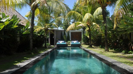 Karmagali Boutique Suites is one of many charming hotels in the quaint beach town of Sanur
